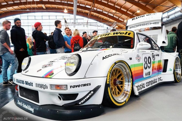 Tuning World Bodensee, Halle B1: Wagner Tuning, Porsche 911