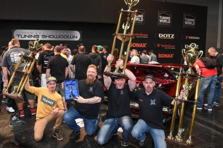 European Tuning Showdown Gewinner von 2018