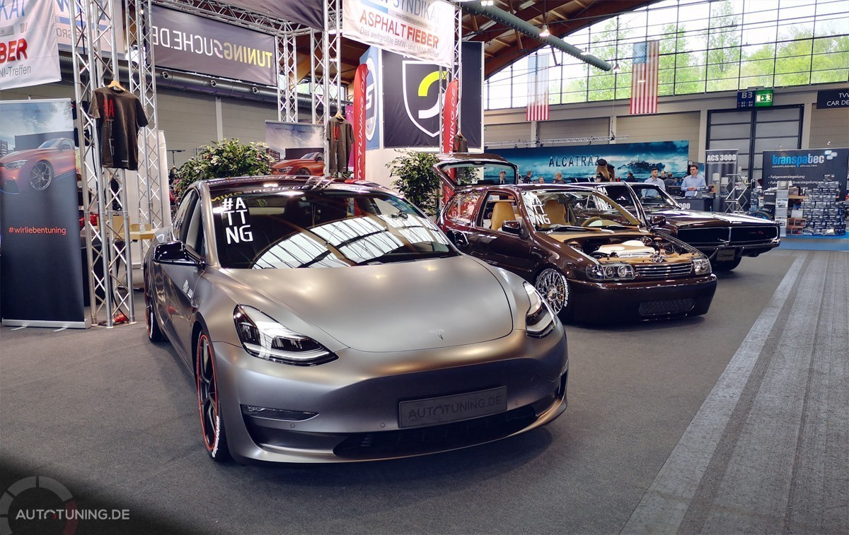 Autotuning.de Messestand Tuning World 2019
