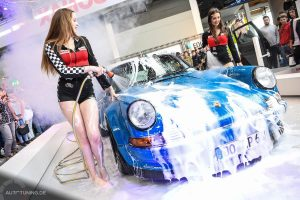 Car Wash Girls Tuning World 2019