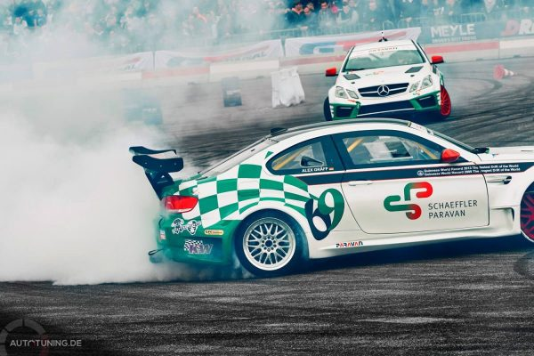 Drift Show - Tuning World Bodensee 2019