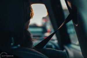 Sicherheitsgurte im Fahrzeug