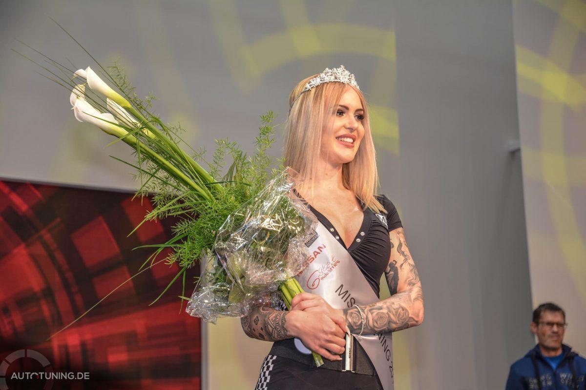Vanessa Knauf - Die neue Miss Tuning 2019
