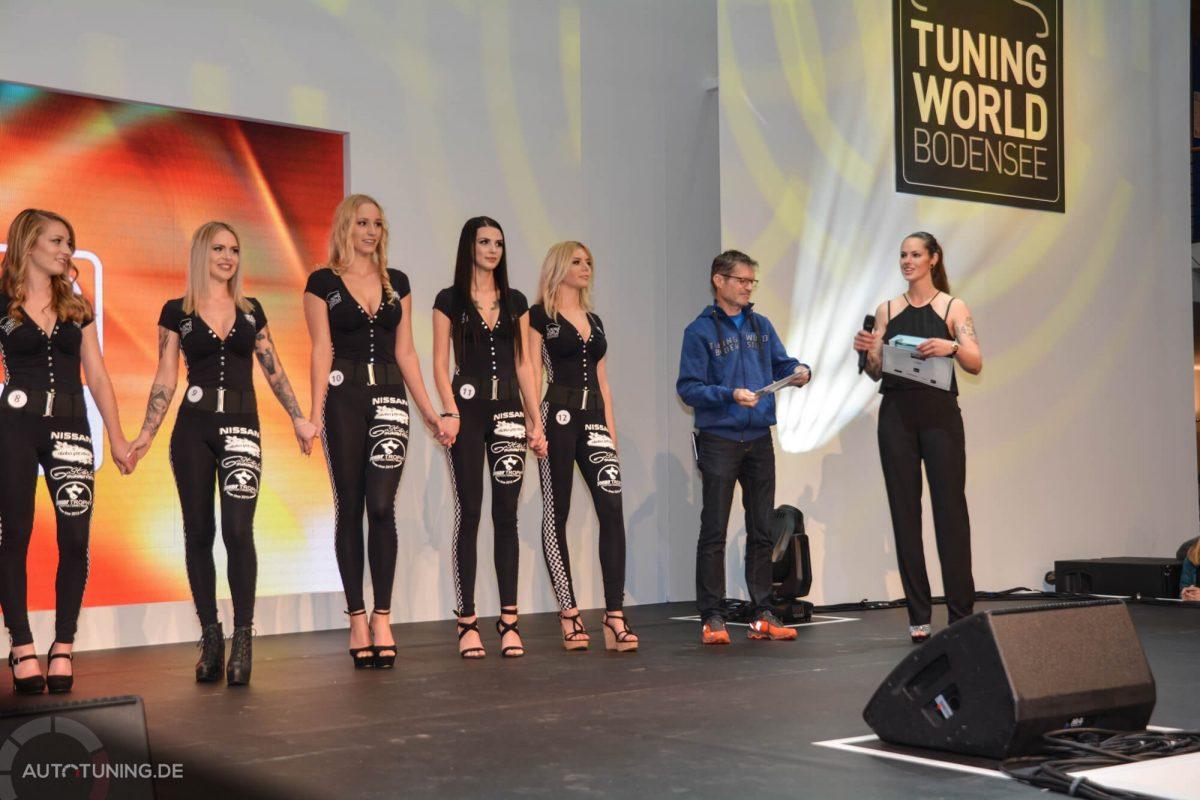 Miss Tuning 2018 und die neuen Kandidatinnen