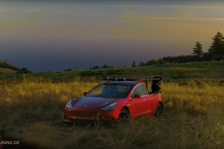TRUCKLA - Der erste Tesla Pickup