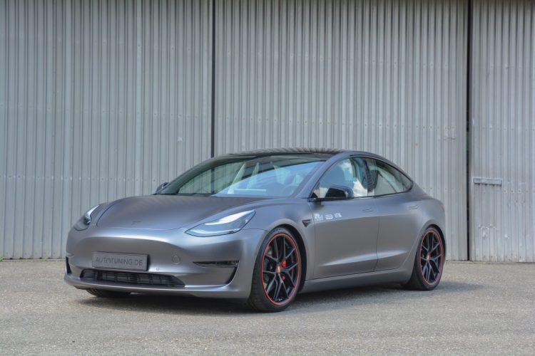 Tesla Model 3 Performance Tuning