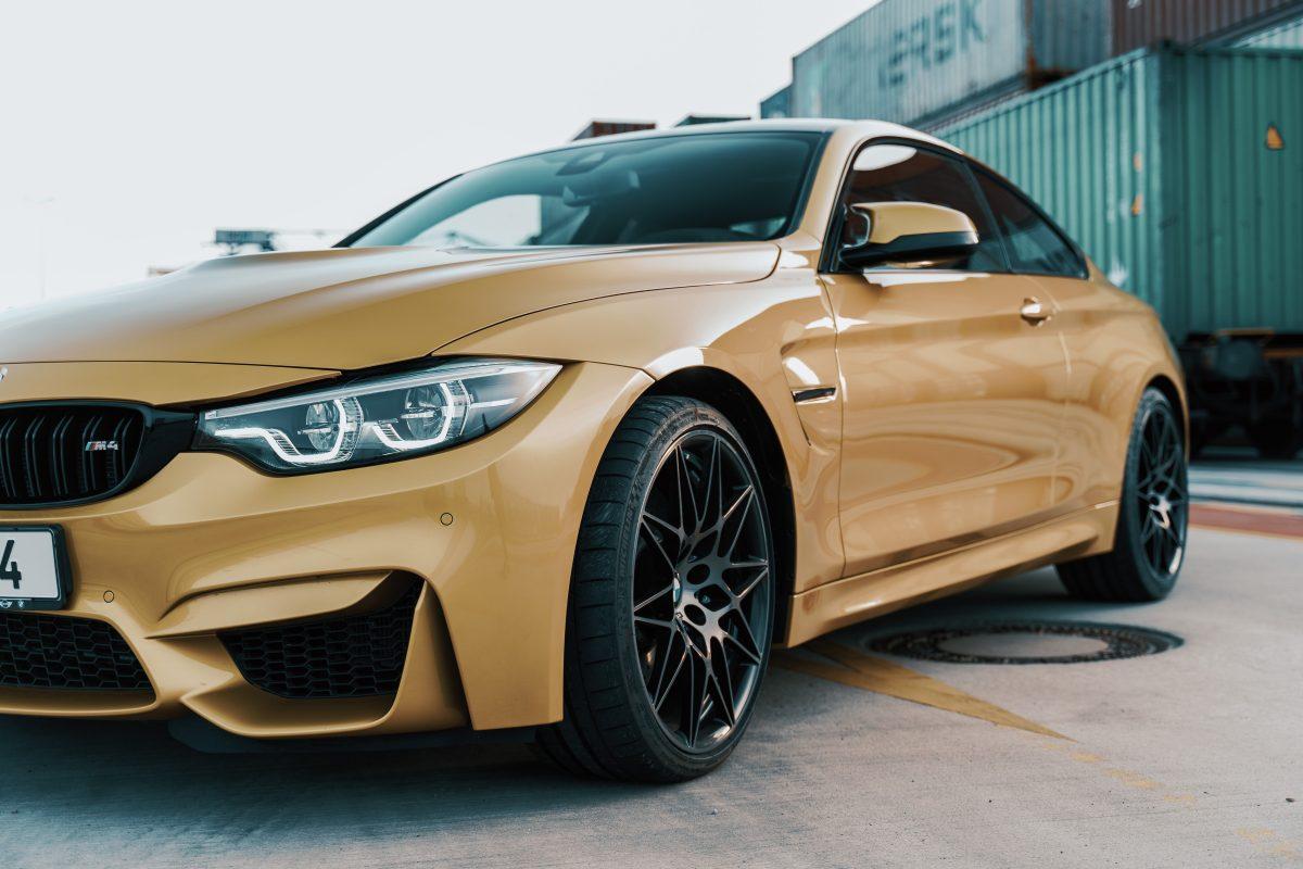 BMW Fahrzeug