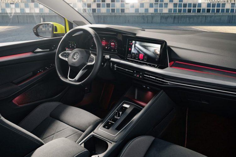 VW Golf 8 Innenraum