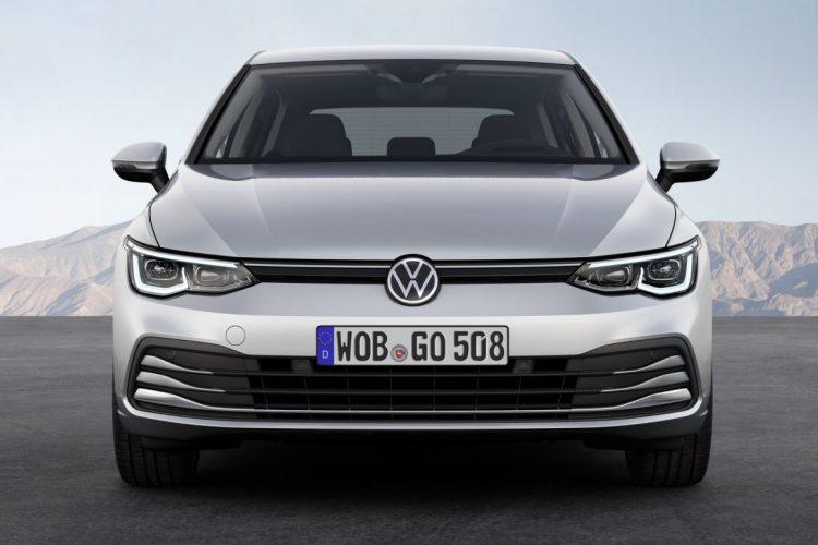 Volkswagen Golf 8 Frontansicht