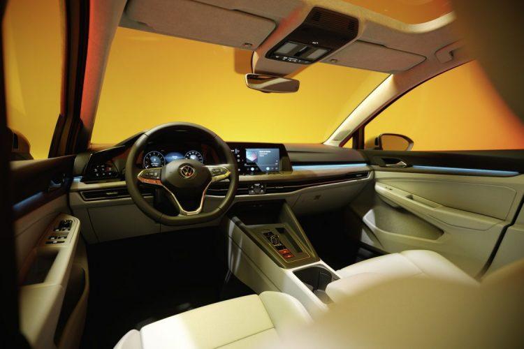 Volkswagen Golf 8 Innenraum