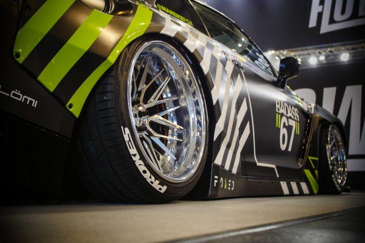 Nissan GT-R, Mareike Fox