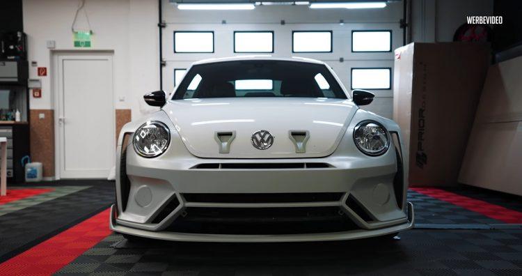 JP Performance VW Beetle Frontschürze