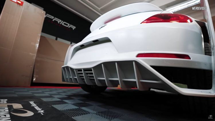 JP Performance VW Beetle Heckschürze