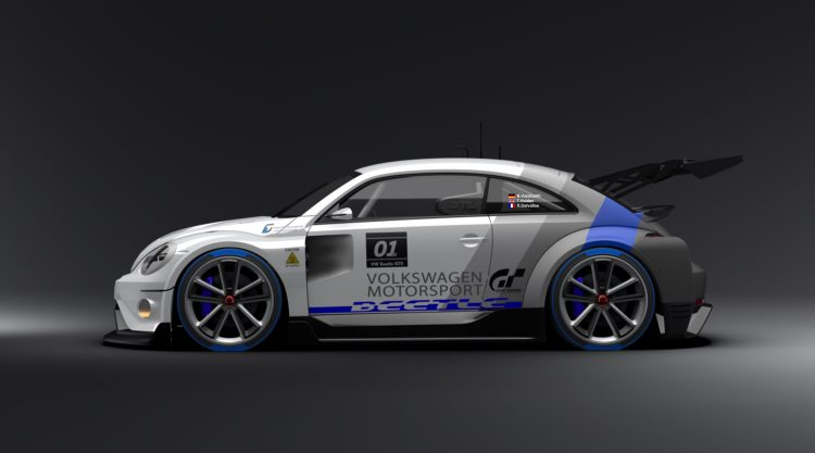 Prior Design JP Performance VW Beetle